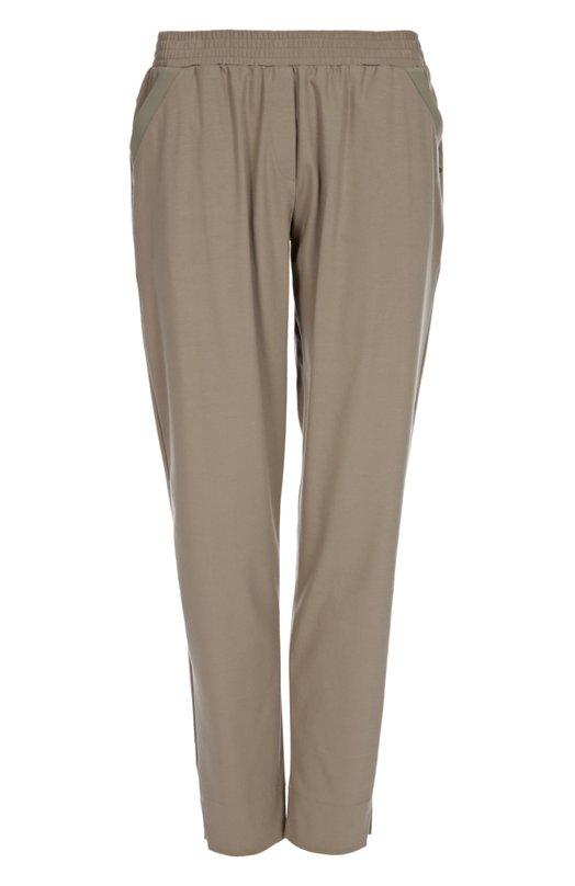 Хлопковые брюки с эластичным поясом Hanro