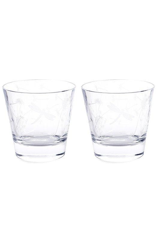 Набор из 2-х стаканов для виски Bucolique LaliqueСервировка<br><br><br>Пол: Женский<br>Возраст: Взрослый<br>Размер производителя vendor: NS<br>Цвет: Бесцветный