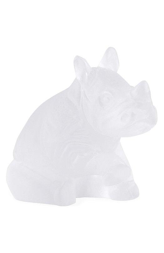 Скульптура Rhino DaumСкульптуры<br><br><br>Пол: Женский<br>Возраст: Взрослый<br>Размер производителя vendor: NS<br>Цвет: Бесцветный