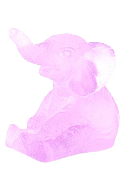 Скульптура Baby Elephant DaumСкульптуры<br><br><br>Пол: Женский<br>Возраст: Взрослый<br>Размер производителя vendor: NS<br>Цвет: Бесцветный