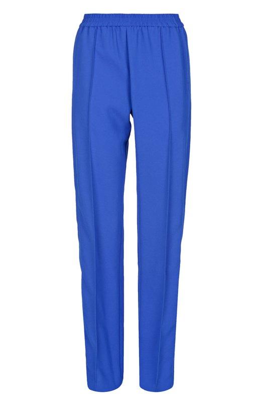 Прямые брюки со стрелками и эластичным поясом Kenzo F651PA0975HC