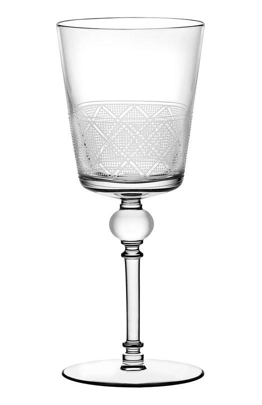 Бокал для красного вина Jardin DEden ChristofleСервировка<br><br><br>Пол: Женский<br>Возраст: Взрослый<br>Размер производителя vendor: NS<br>Цвет: Бесцветный