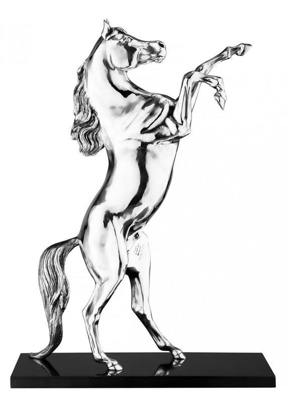 Скульптура Arab Prancing Horse Christofle 03571109