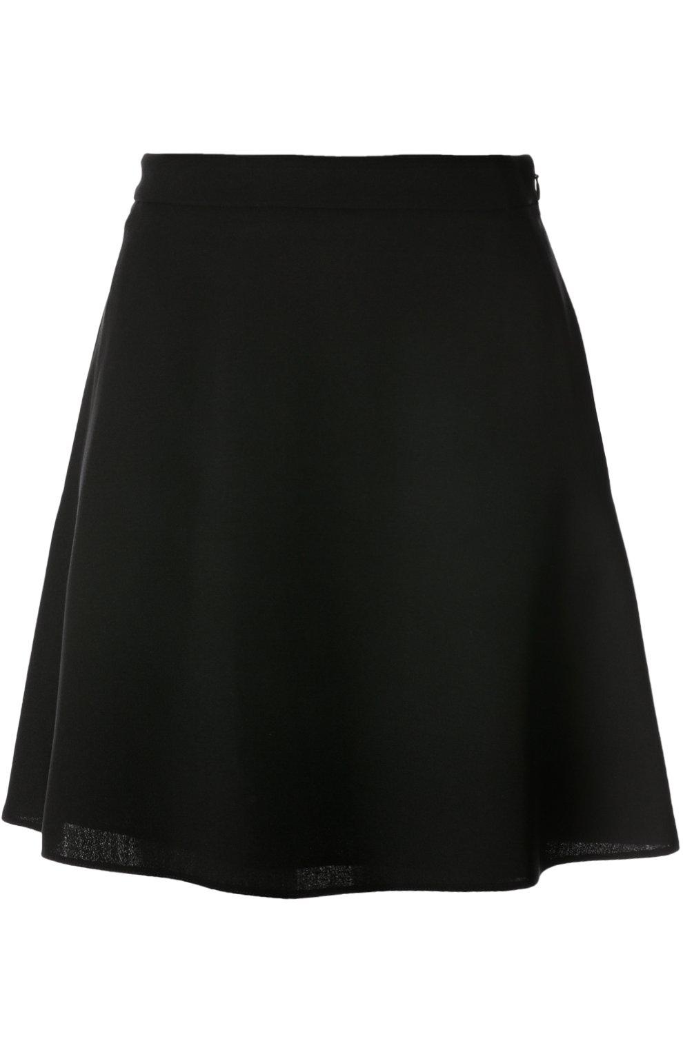 Черная мини юбка с доставкой