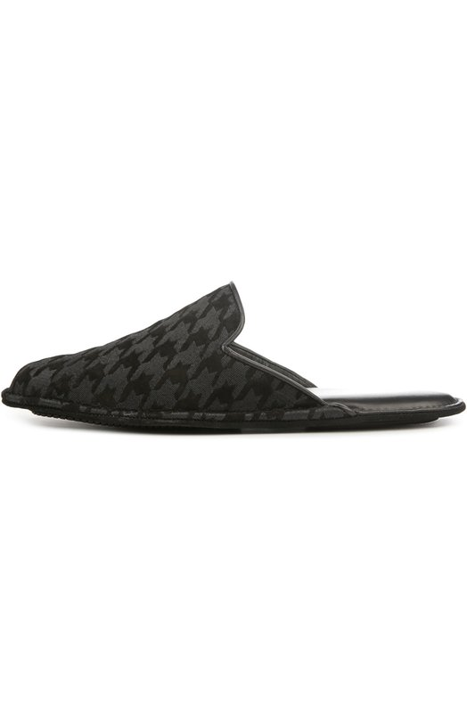 Домашние туфли в клетку Dogtooth Homers At Home 18016/ANTE