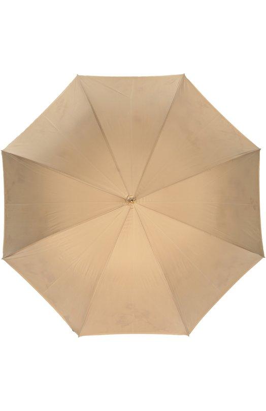Зонт с принтованной подкладкой Pasotti Ombrelli 189/53911/131/PELLE