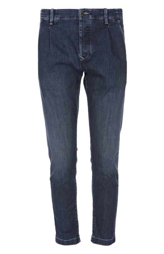Зауженные джинсы с классической посадкой Jacob Cohen J627 C0MF/0072/002