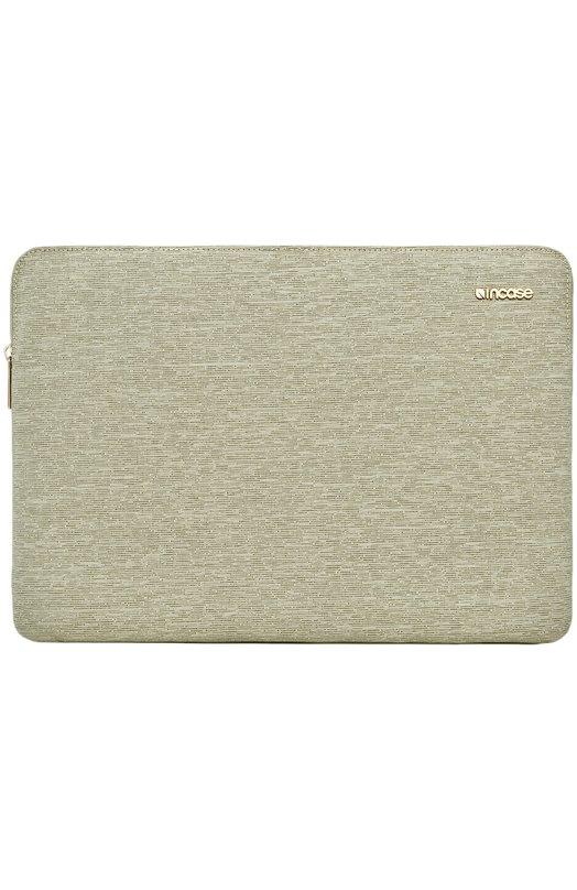 Чехол-папка на молнии для ноутбука MacBook Pro Retina 15 Elevation LabДля ноутбука<br><br><br>Пол: Мужской<br>Возраст: Взрослый<br>Размер производителя vendor: NS<br>Материал: Неопрен: 100%;<br>Цвет: Бежевый