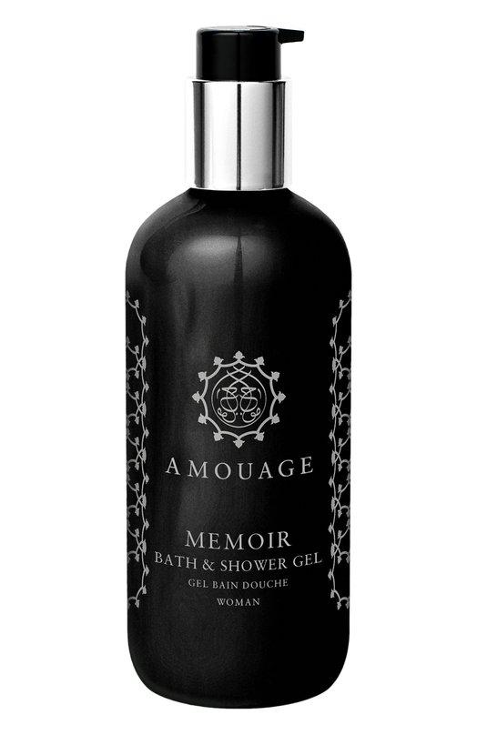 Гель для душа Memoir Amouage 13020