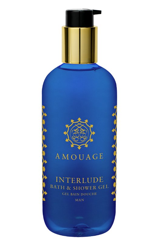 Гель для душа Interlude Man Amouage 13076