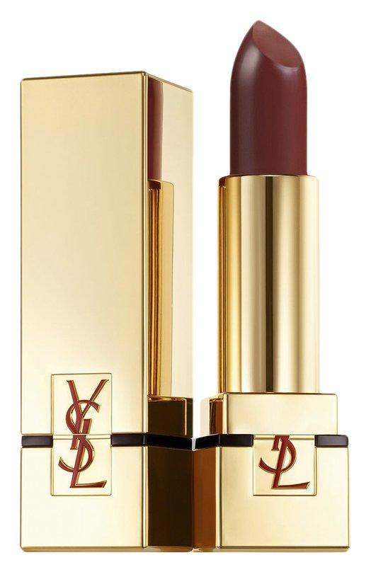 Матовая помада для губ Lipstick Rouge Pur Couture Mat, оттенок 206 YSL 3365440217928
