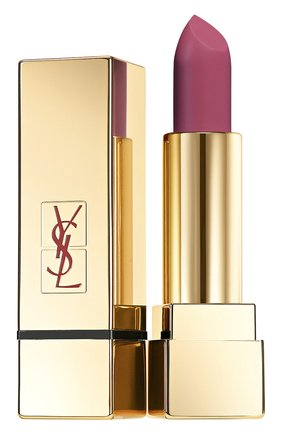 Помада для губ Lipstick Rouge Pur Couture The Mats, оттенок 207 YSL #color# | Фото №1