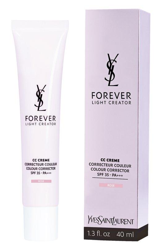 СС крем для лица Forever Light Сeator СС Cream, оттенок Pink YSL 3365440725102