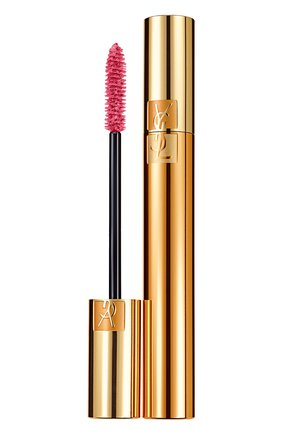 Тушь для ресниц Colored Dramatic Volumizing Mascara, оттенок Pink YSL #color# | Фото №1
