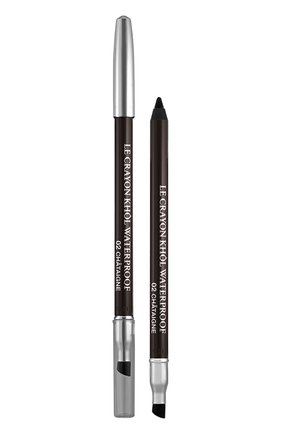 Карандаш для глаз Le Crayon Khôl Waterproof, 02 Chataigne Brun Lancome #color# | Фото №1