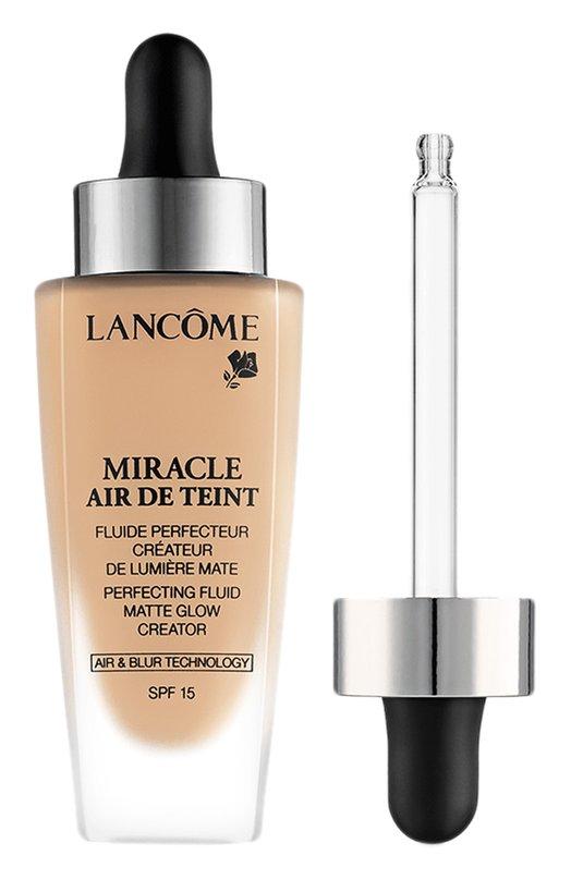 Тональный крем Miracle Air de Teint, оттенок 01 Beige Albatre Lancome 3605533244449