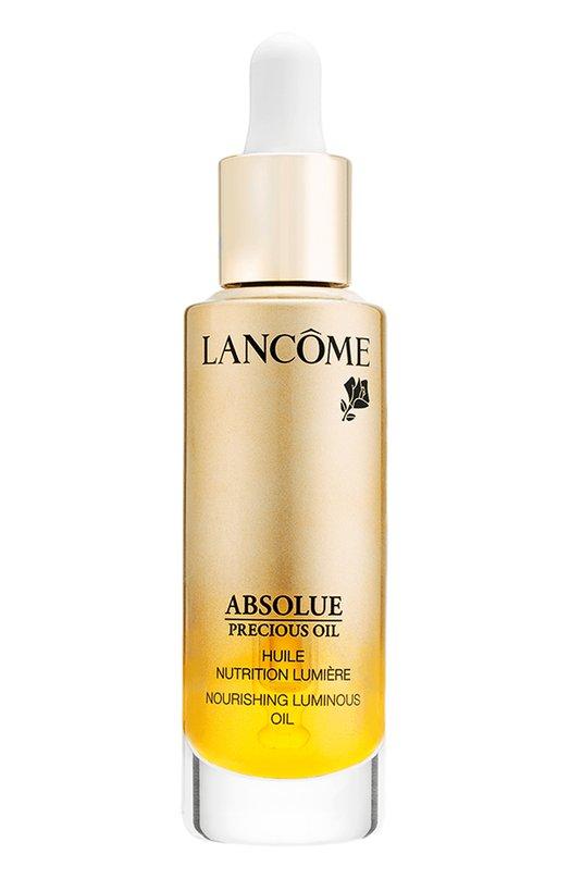 Гель-масло для снятия макияжа Absolue Precious Pure LancomeОчищение / Эксфолиация<br><br><br>Объем мл: 200<br>Пол: Женский<br>Возраст: Взрослый<br>Цвет: Бесцветный