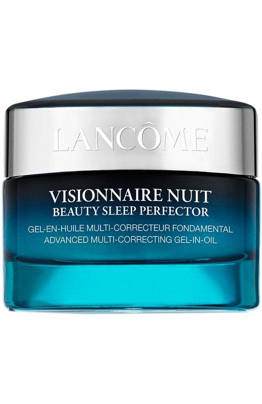 Мультиактивный ночной гель-масло Visionnaire Nuit Lancome 3614270450037