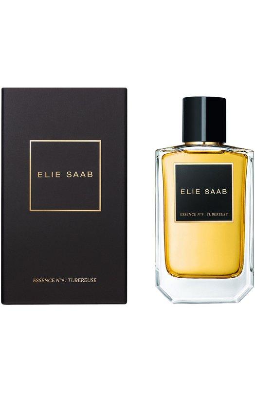 Парфюмерная вода La Collection Essence №9 Tubereuse Elie SaabАроматы для женщин<br><br><br>Объем мл: 100<br>Пол: Женский<br>Возраст: Взрослый<br>Цвет: Бесцветный