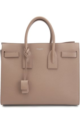 Сумка Sac De Jour Small Saint Laurent синяя | Фото №6