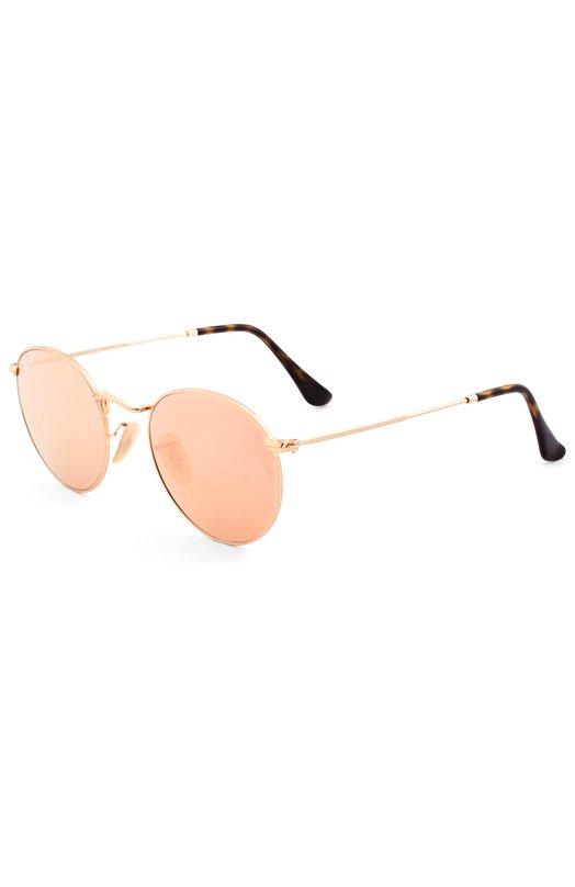 Купить Солнцезащитные очки Ray-Ban, 3447N-001/Z2, Италия, Золотой