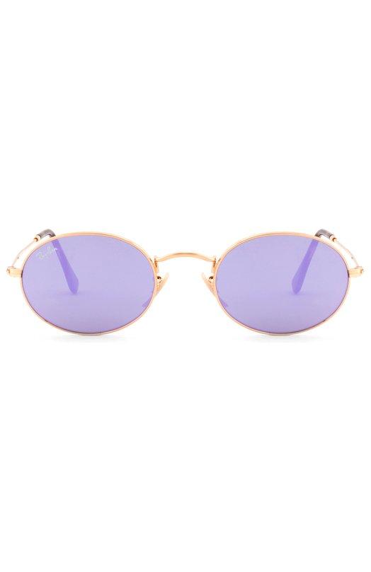 Купить Солнцезащитные очки Ray-Ban, 3547N-001/80, Италия, Золотой