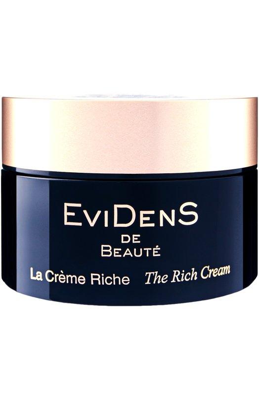 Купить Обогащенный крем для лица EviDenS de Beaute, 4560358160093, Франция, Бесцветный