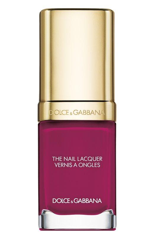 Лак для ногтей, оттенок 240 Raspberry Dolce &amp; GabbanaЛаки для ногтей<br><br><br>Объем мл: 10<br>Пол: Женский<br>Возраст: Взрослый<br>Цвет: Бесцветный