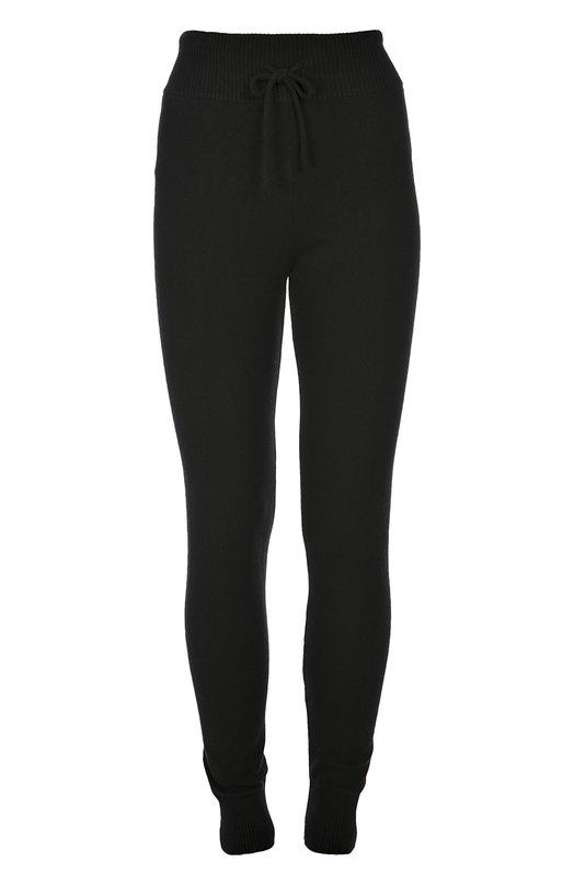 Кашемировые брюки с эластичным поясом и манжетами Back Label WDCHDSP