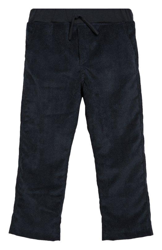 Вельветовые брюки с регулируемым поясом Aletta N666392M/3-8