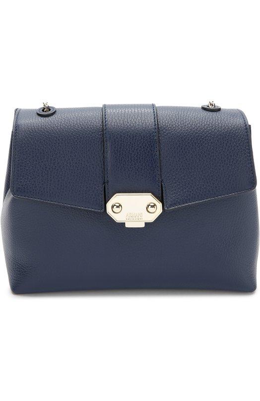 Кожаная сумка на цепочке Armani Collezioni Y5E007/YAN1A