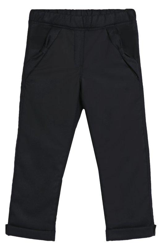 Классические брюки с резинкой на поясе Aletta AF666328R/3-8