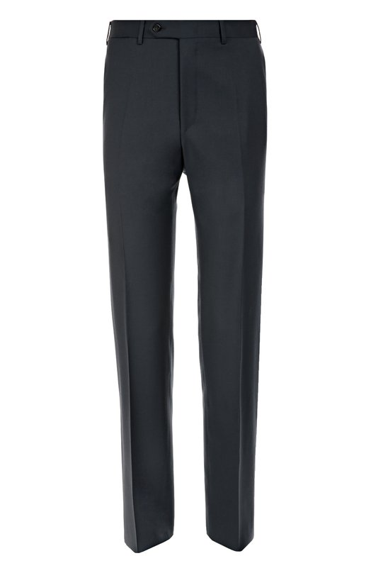 Классические шерстяные брюки Canali AS10326/71012