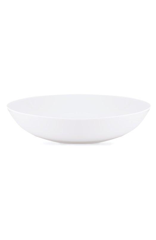 Тарелка обеденная BernardaudСервировка<br><br><br>Пол: Женский<br>Возраст: Взрослый<br>Размер производителя vendor: NS<br>Цвет: Белый