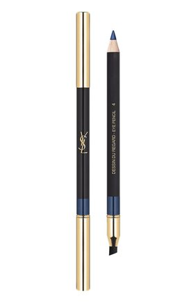 Карандаш для глаз Dessin Du Regard, 04 Bleu Insolent YSL #color# | Фото №1