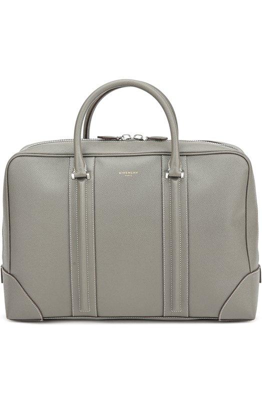 Кожаная сумка Lucrezia для ноутбука Givenchy
