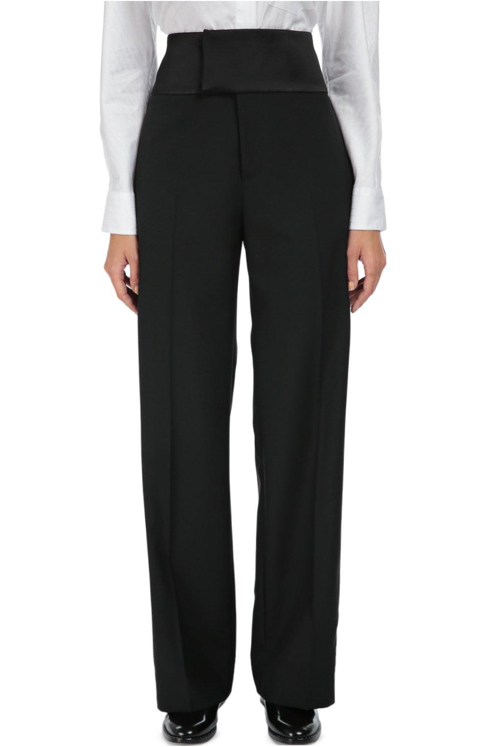 Черные брюки для девочек с доставкой