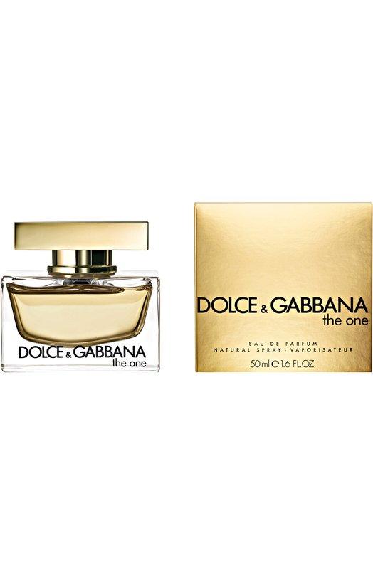 Купить Парфюмерная вода The One Dolce & Gabbana, 737052020808, Италия, Бесцветный