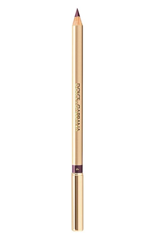 Карандаш для глаз Crayon Intense, оттенок 4 Dahlia Dolce  Gabbana 0737052202037