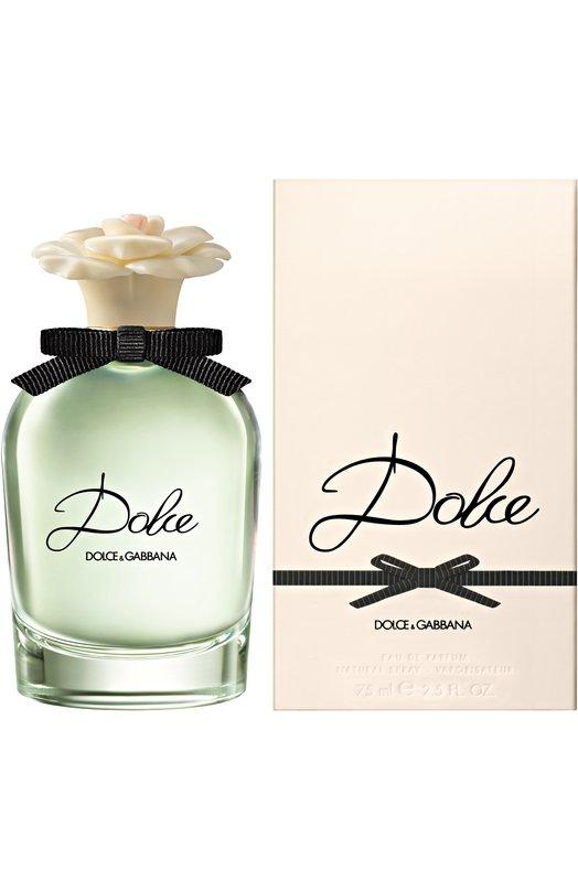 Купить Туалетная вода Dolce Dolce & Gabbana, 737052884172, Италия, Бесцветный