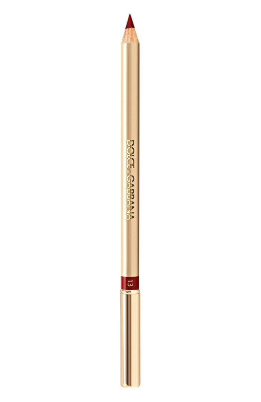 Купить Карандаш для губ, оттенок 13 Lover Dolce & Gabbana, 737052980546, Италия, Бесцветный