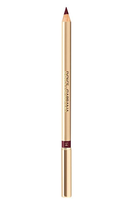 Карандаш для губ, оттенок 14 Desire Dolce  Gabbana 0737052980638