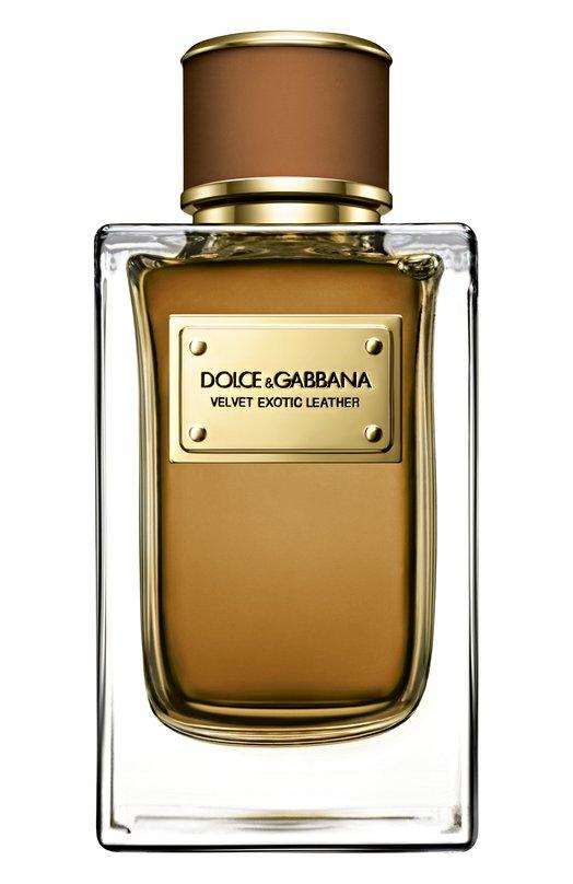Парфюмерная вода Velvet Collection Leather Dolce &amp; GabbanaАроматы для женщин<br><br><br>Объем мл: 50<br>Пол: Женский<br>Возраст: Взрослый<br>Цвет: Бесцветный