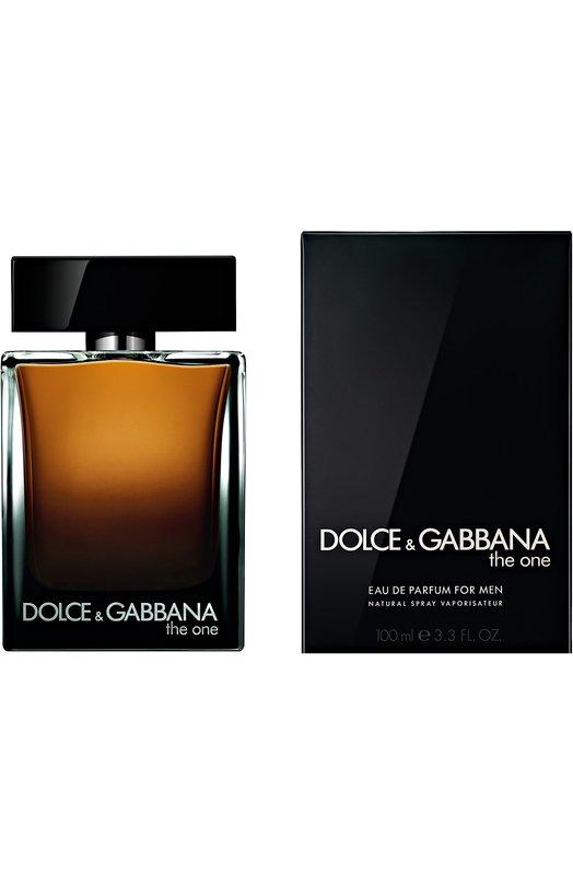 Купить Парфюмерная вода The One Men Dolce & Gabbana, 737052945699, Италия, Бесцветный