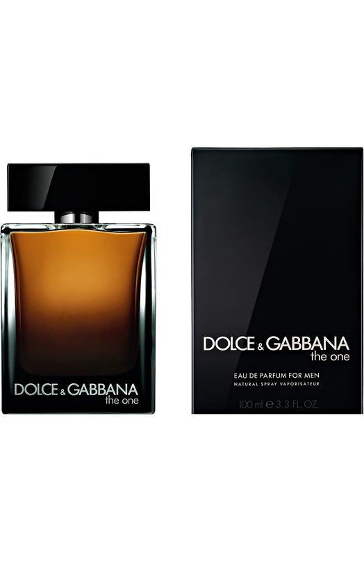 Купить Парфюмерная вода The One Men Dolce & Gabbana, 737052945736, Италия, Бесцветный