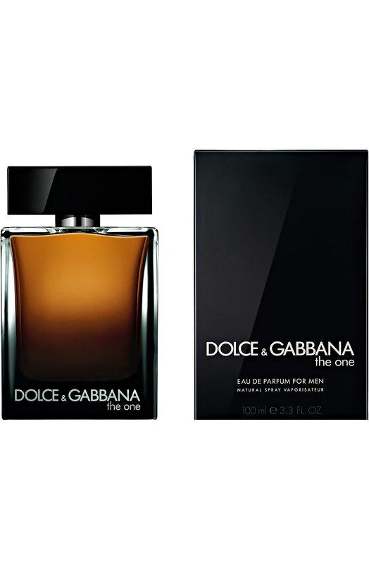 Парфюмерная вода The One Men Dolce & Gabbana 0737052950310
