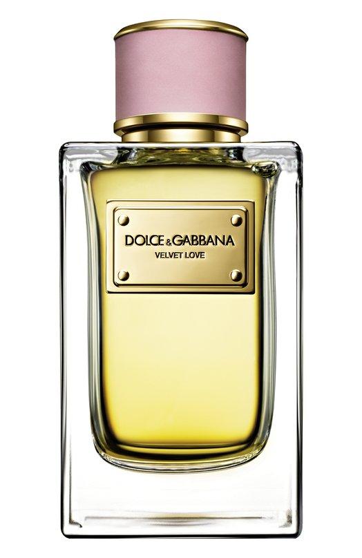Парфюмерная вода Velvet Collection Love Dolce &amp; GabbanaАроматы для женщин<br><br><br>Объем мл: 150<br>Пол: Женский<br>Возраст: Взрослый<br>Цвет: Бесцветный