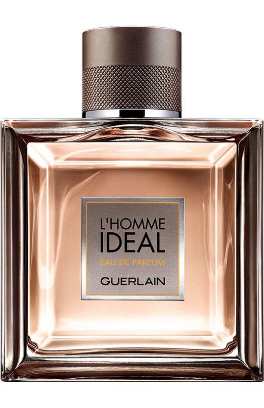Парфюмерная вода LHomme Ideal GuerlainАроматы для мужчин<br><br><br>Объем мл: 50<br>Пол: Женский<br>Возраст: Взрослый<br>Цвет: Бесцветный