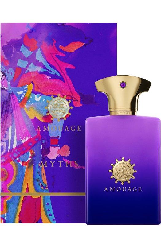 Купить Парфюмерная вода Myth Man Amouage, 31891, Оман, Бесцветный