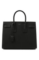 Сумка Sac De Jour Small Saint Laurent чёрная | Фото №1